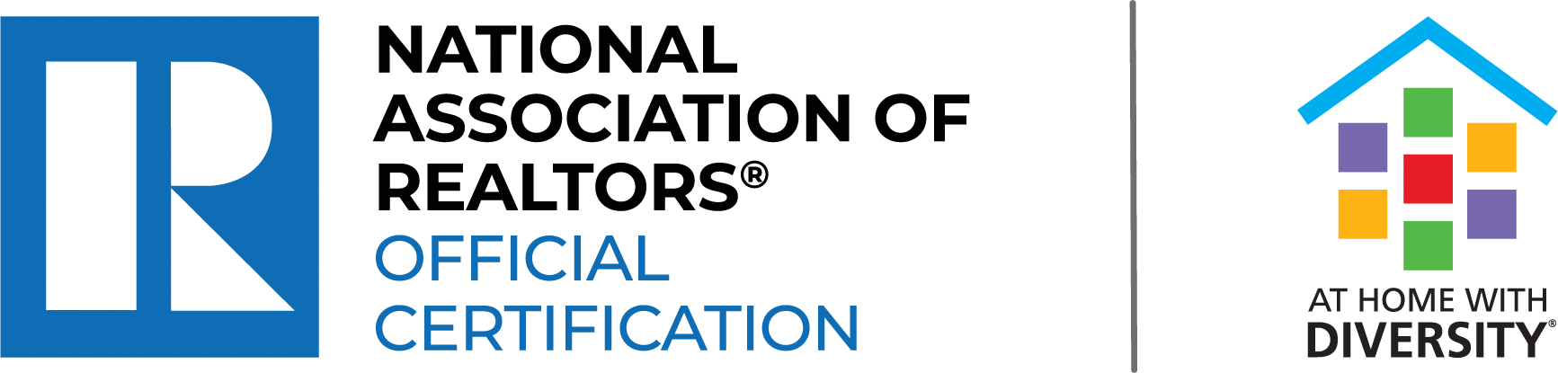 National Association of REALTORS® Official Certification AWHD Logo