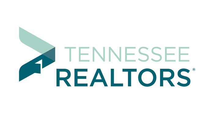 Tennessee REALTORS® Logo Isolated on White Background